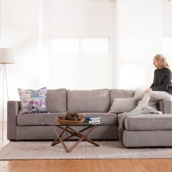 Lovesac Sofa Covers Kendall Bed With Chaise  We Make Sactionals The Most Adaptable Couch In