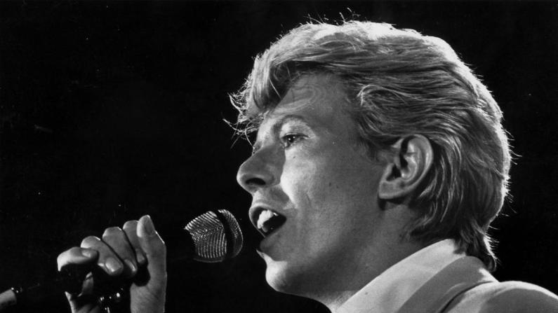 """DAVID BOWIE DEAD AT 69Bowie died surrounded by family after a long battle with cancer.. From his most recent song LAZARUS, the first line: """" Look up here, I'm in heaven / I've got scars, that can't be seen' to the image of his frail body dressed in..."""