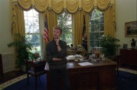 Today's Document  ourpresidents: David Bowie in the Oval ...