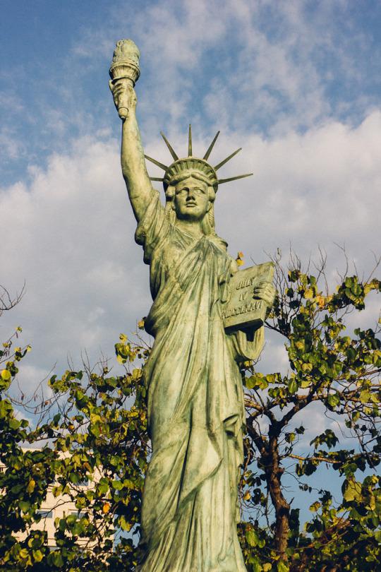 Lady Liberty, Austin