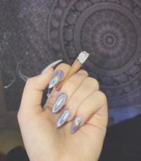 tumblr acrylic nails | Tumblr