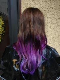 Purple Haze Highlights Hair Colors Ideas Of Purple Haze ...