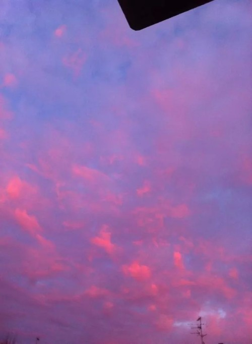 tramonto rosa  Tumblr