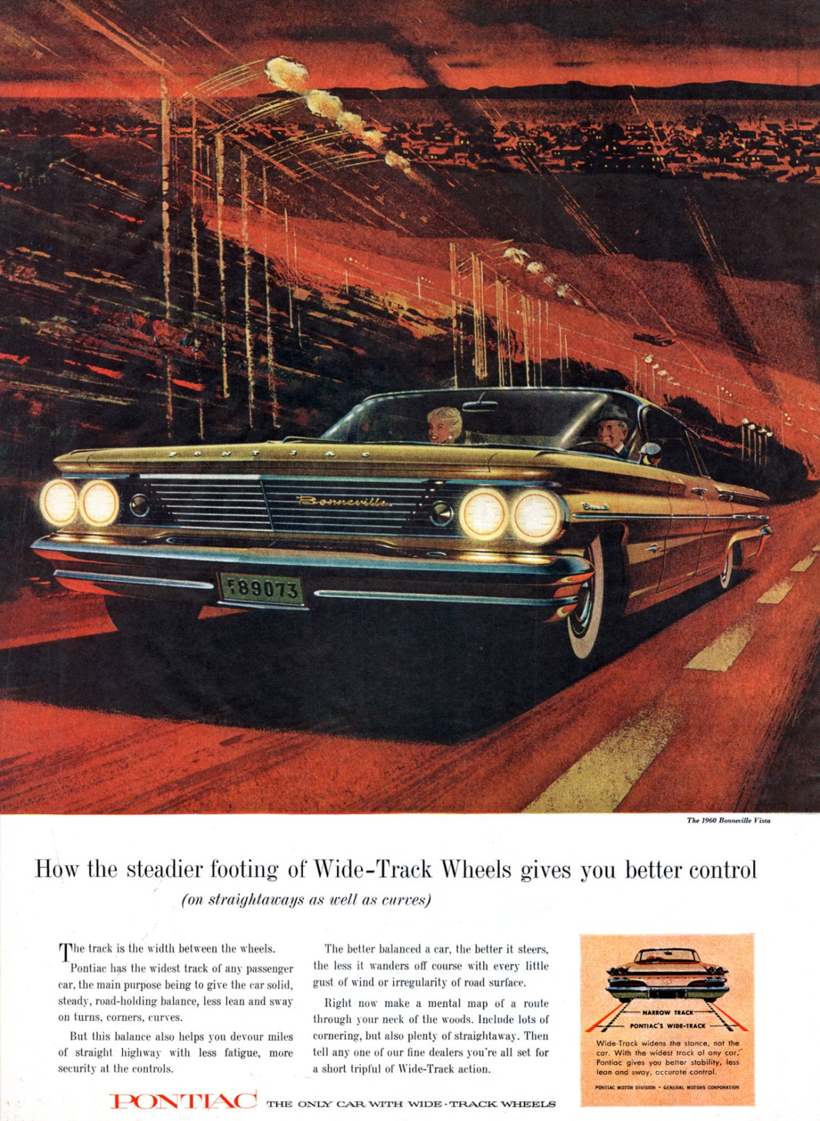 1960 Pontiac Bonneville Vista