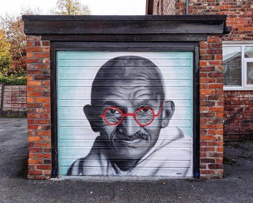 streetartglobal:  New from @akse_p19 in Manchester, UK / Photo by @jdavis84 (http://globalstreetart.com/jdavis84) #akse_19 #globalstreetart https://www.instagram.com/p/BMXQmGaApcC/