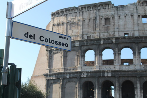 Image result for colosseum tumblr