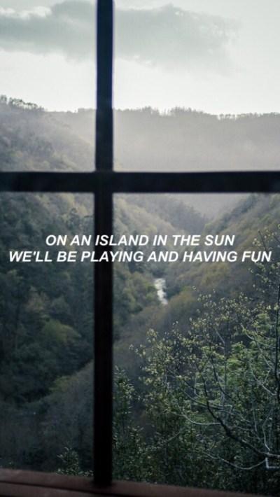weezer island in the sun   Tumblr