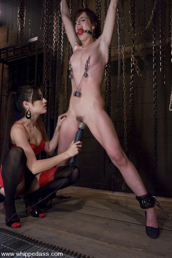 bondage lesbian tumblr