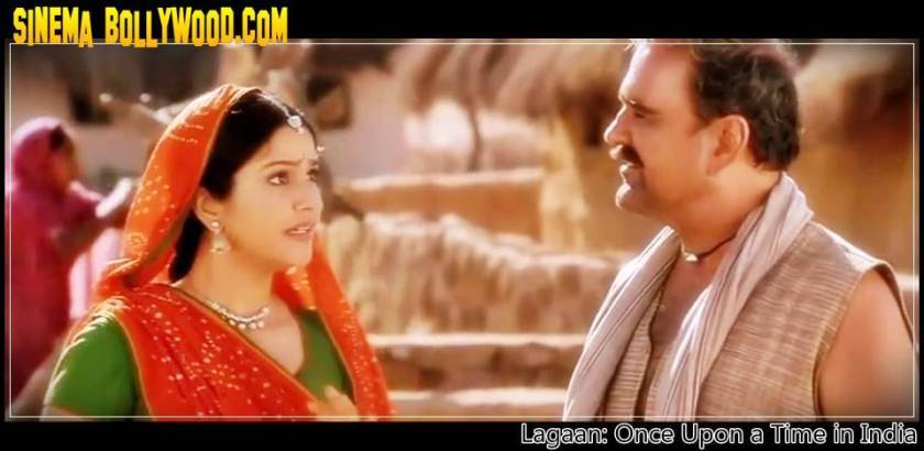Lagaan:Once Upon a Time in India,Aamir Khan,Bhuvan,Gracy Singh,Gauri,Rachel Shelley,Elizabeth Russell,Paul Blackthorne,Captain Andrew Russell,Suhasini Mulay,Yashodamai,Kulbhushan Kharbanda,Rajah Puran Singh,Raghuvir Yadav,Bhura,Raghuveer Yadav,Ashutosh Gowariker,Champaner,Lagaan,Lagaan:Evvel Zaman İçinde Hindistan'da,Lagaan,Land Tax,2001,Hindistan,224 Dak.,
