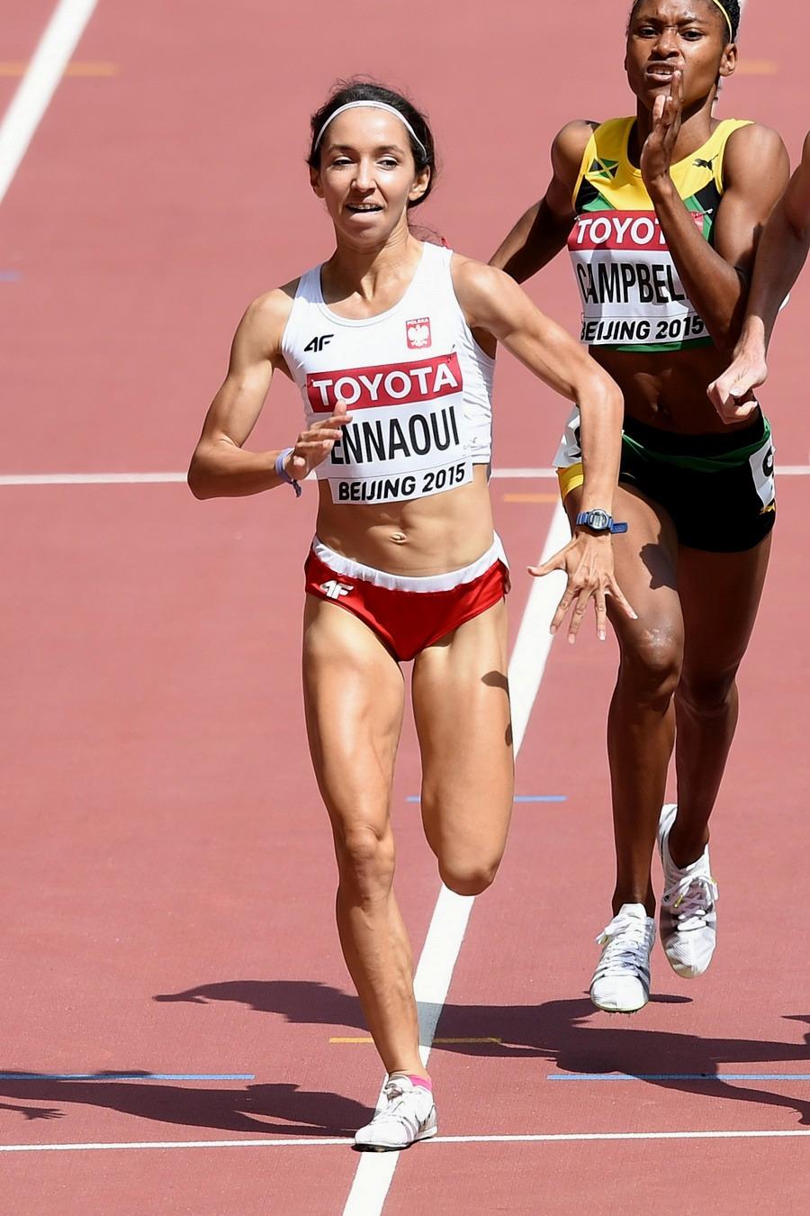 Sofia Ennaoui (Poland) 2015 World Championships – Gymnastics