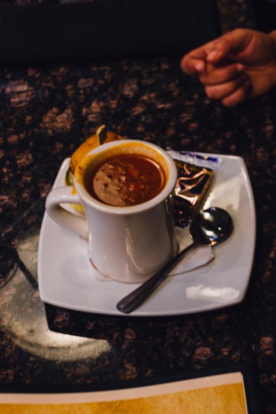Washington DC dining guide food tour