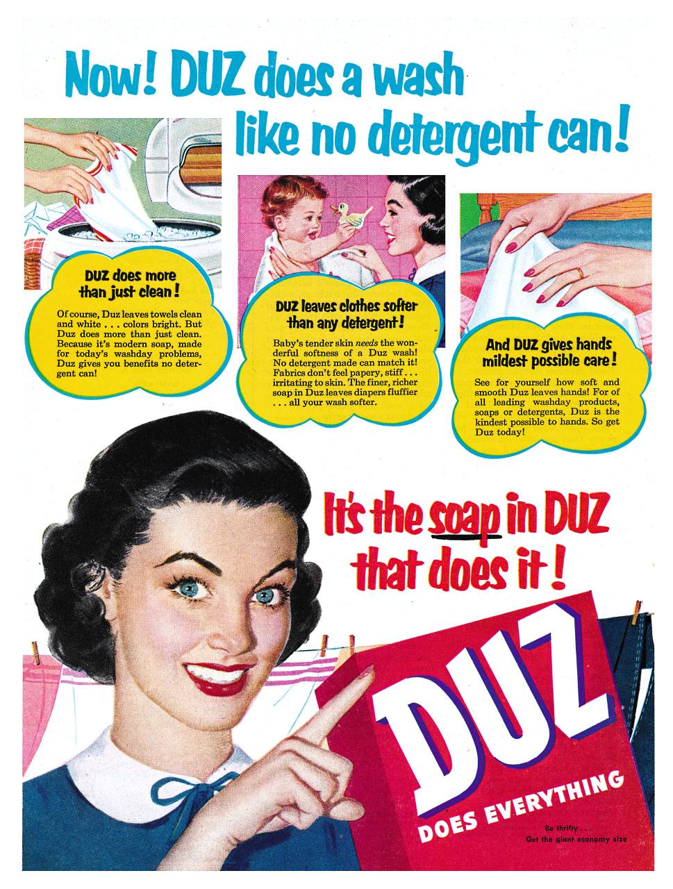 Duz - 1954