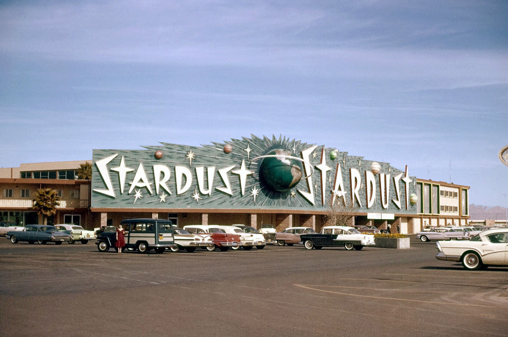 Stardust Resort and Casino - Las Vegas, Nevada U.S.A. - 1959