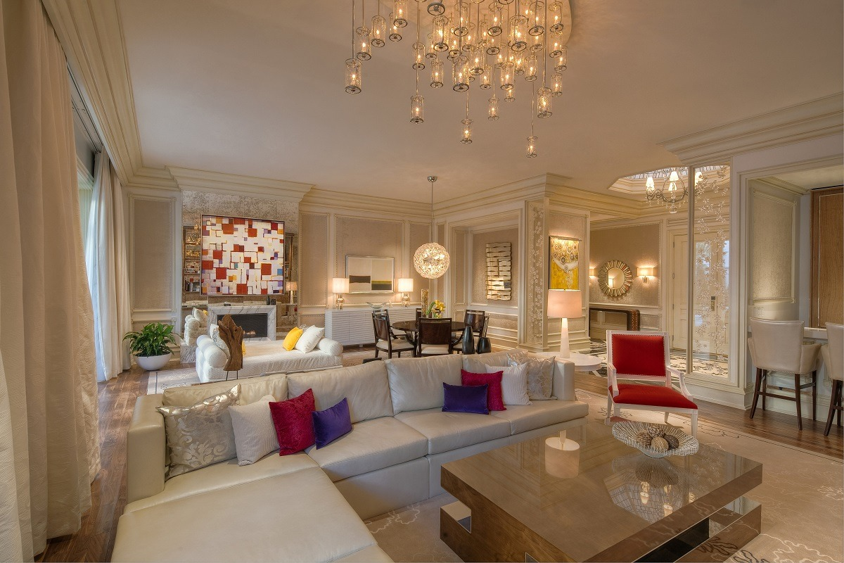 The Villas at The Mirage  Las Vegas NV USA   Luxury