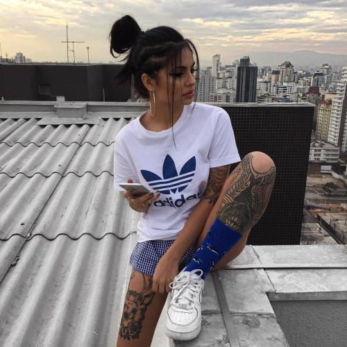 Girls In Adidas Tumblr