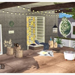 Hanging Chair The Sims 4 Swing Meaning Lana Cc Finds Daer0n Wood Pallet Set New Meshes 43 2t4