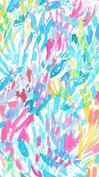 lilly pulitzer art | Tumblr