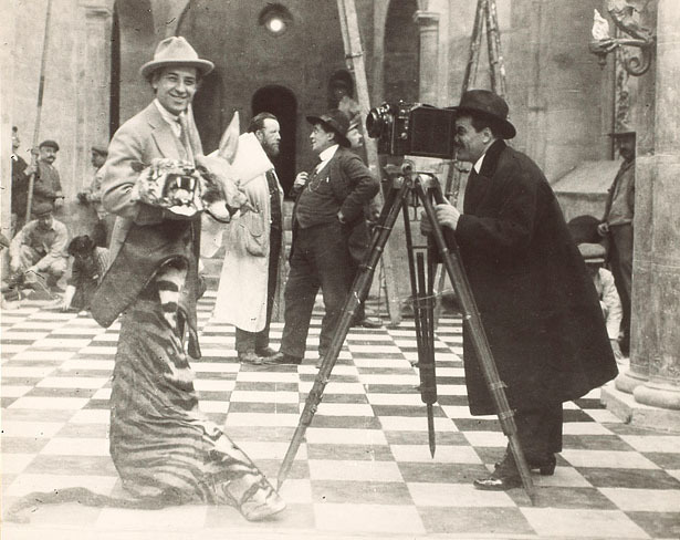 Image result for max linder abel gance