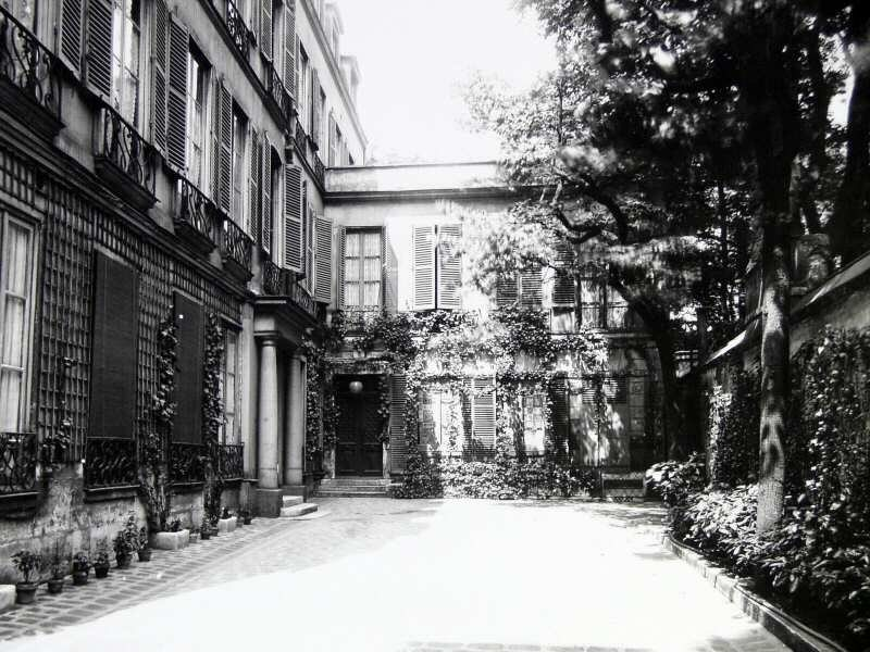 The pavillon at 20, rue Jacob, Paris. For over 60 years, Natalie Clifford Barney hosted a literary salon, a weekly gathering at which people met to socialize and discuss literature, art, music and any other topic of interest. Barney strove to feature...