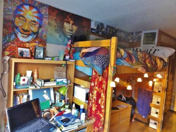 Cool College Dorm Room