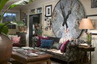 This Ivy House  - Grey Gardens interior deterioration ...
