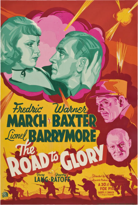20. The Road to Glory 1936
