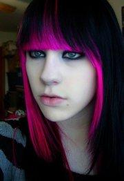 fuck yeah rainbow hair