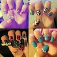pretty nail designs tumblr cute nail art on tumblr