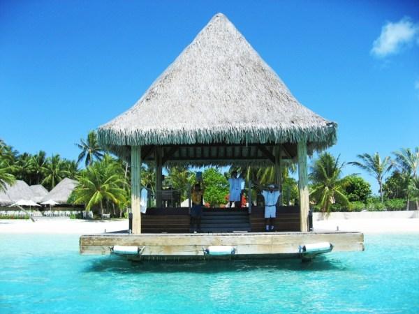 Bora Bora Tahiti Beach