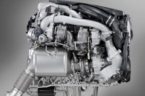 beautifully engineered • The BMW M550d Engine is