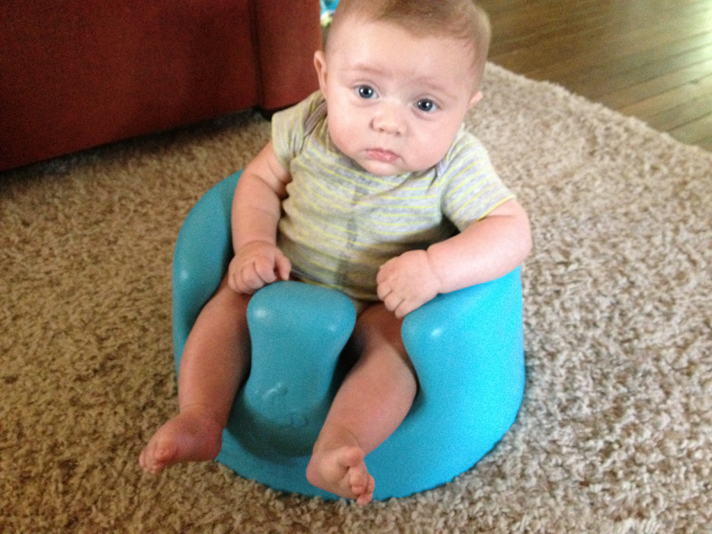 baby chair 1 year old feminine home office chairs jonah is now 3 months my husband went out the