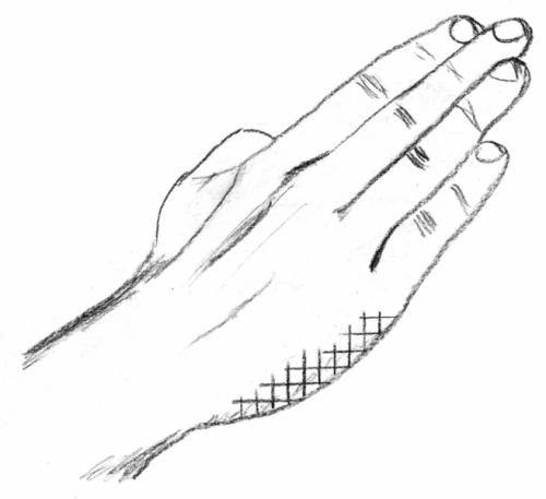 knife hand on Tumblr