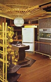Remarkably Retro - Frigidaires Oriental Kitchen, 1964
