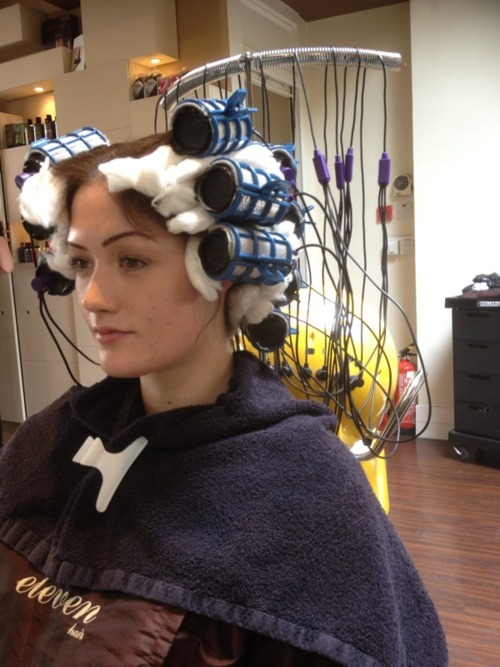 Digital Perm Protein Treatment at Eleven Hair