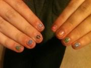 homestuck nail art