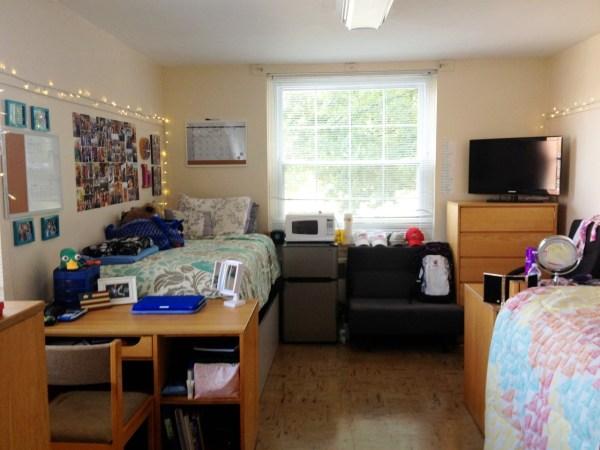 University of Lynchburg College Dorm Rooms