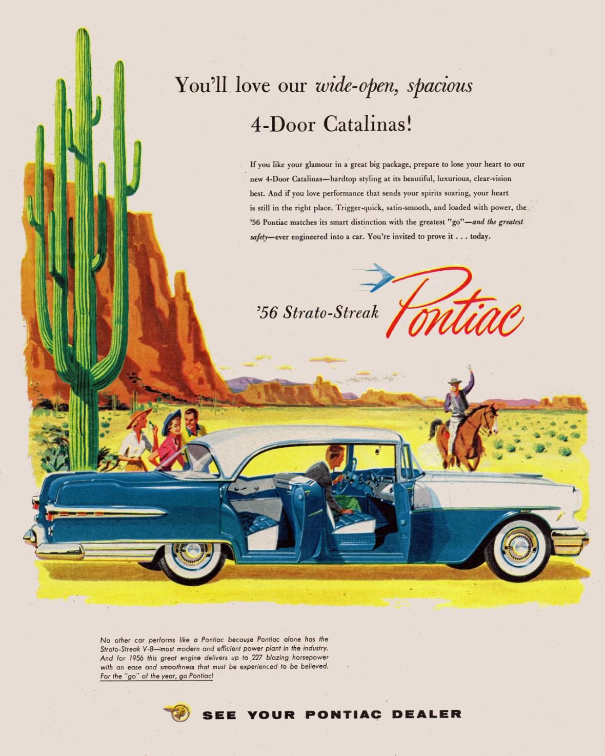 1956 Pontiac Catalina 4-Door