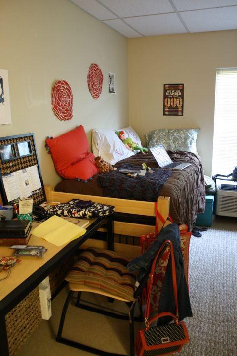 Fuck Yeah Cool Dorm Rooms  Wingate University Wingate NC