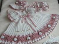 lovely heirloom style baby dress
