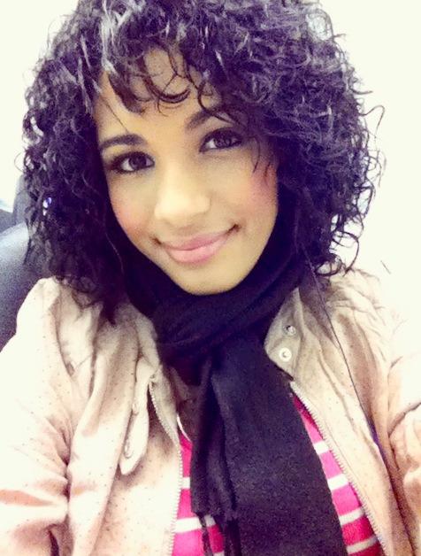 Curly Short Hair On Tumblr