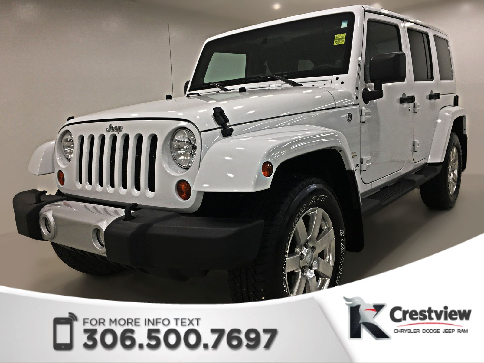 hight resolution of certified pre owned 2012 jeep wrangler unlimited sahara heated seats remote start