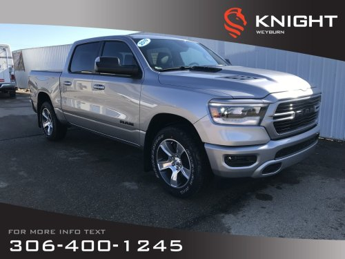 small resolution of new 2019 ram 1500 sport crew cab heated seats heated steering wheel remote