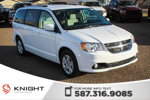 small resolution of new 2019 dodge grand caravan crew heated seats and steering wheel dvd