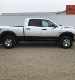 pre owned 2012 ram 2500 power wagon bluetooth tow hitch [ 1600 x 1200 Pixel ]