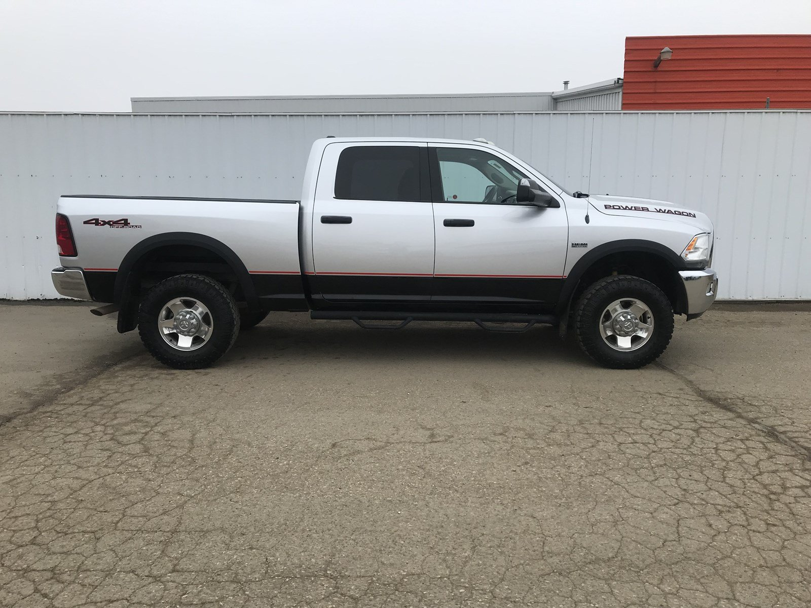 hight resolution of pre owned 2012 ram 2500 power wagon bluetooth tow hitch