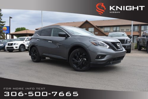 small resolution of new 2018 nissan murano midnight edition leather moonroof navigation bose black
