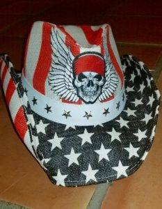 Bret Michaels Custom Cowboy Hat