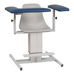 Blood Draw Chair Replica Fermob Luxembourg Lounge 1202 L Ap Power Medical Furniture Supplies