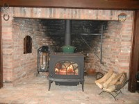 Anna's Colonial Fireplace - MKHS Virtual Museum 2012