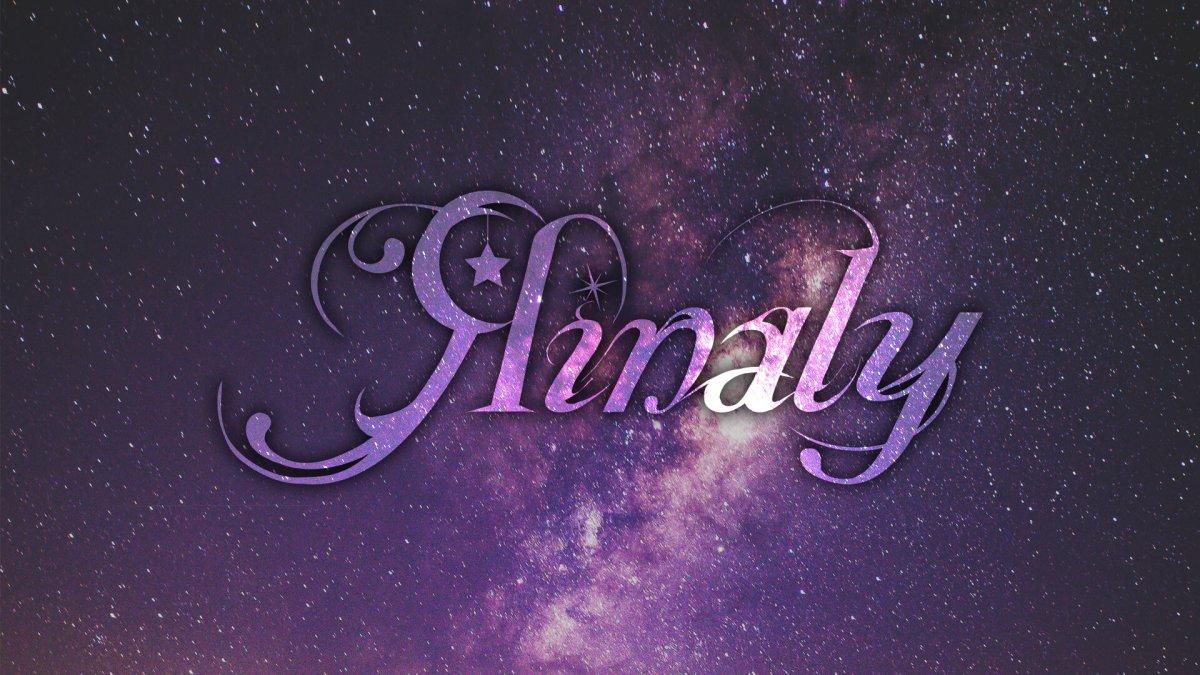 DJ Яinaly(Rinaly) 様 ロゴデザイン